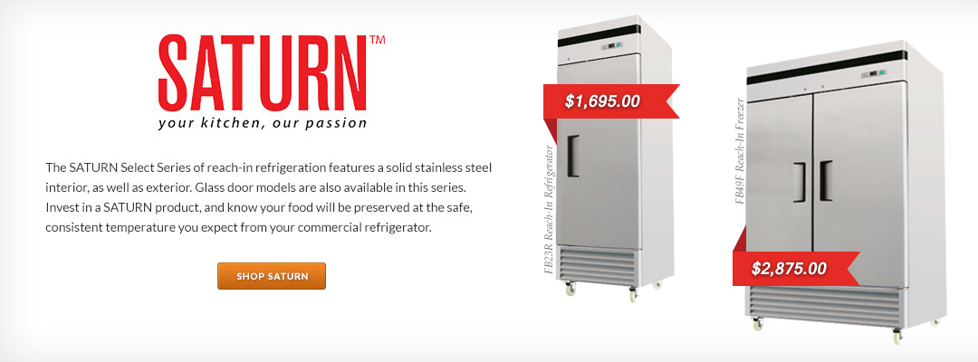 Saturn Refrigeration